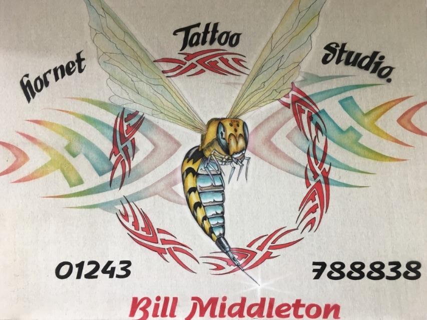 Hornet Tattoo